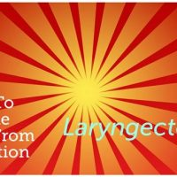 Laryngectomy - How To Handle Pain From Radiation