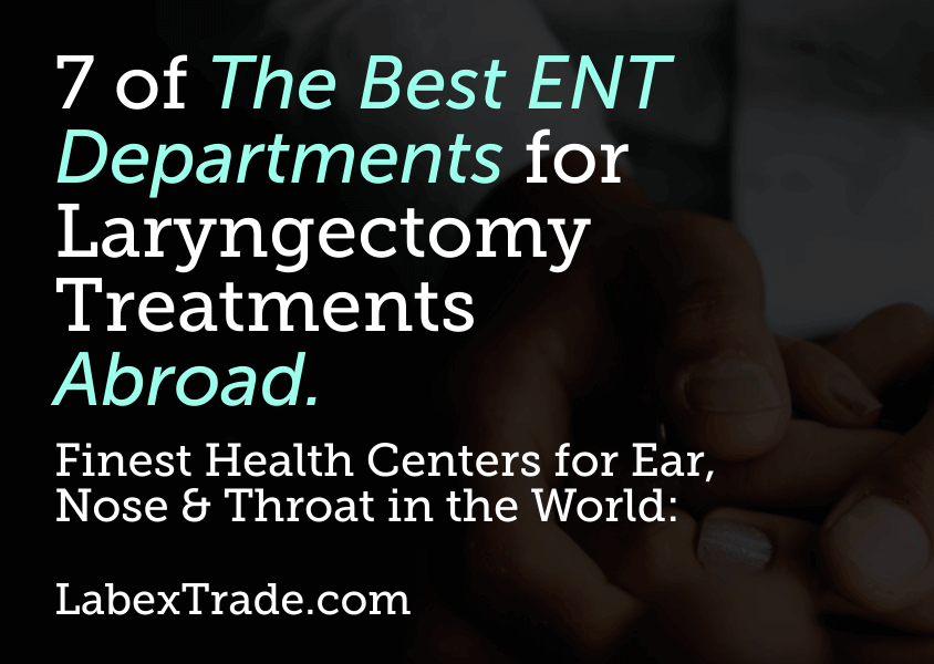 LabexTrade.com 7 of the best ENT departments for laryngectomy treatments abroad2