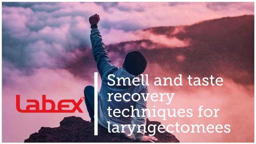 Smell and taste recovery techniques for laryngectomees
