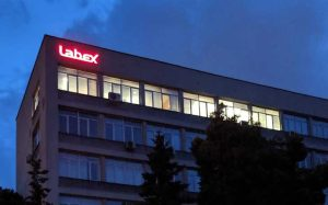 Labex Office in the night